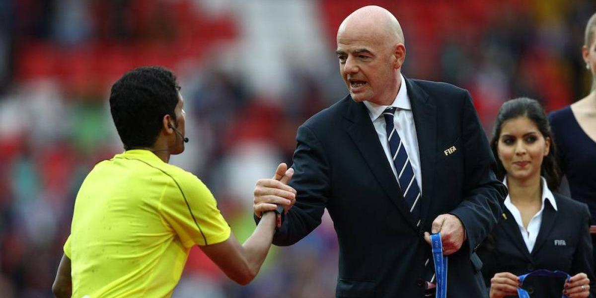 Próxima Copa Confederaciones podría no realizarse