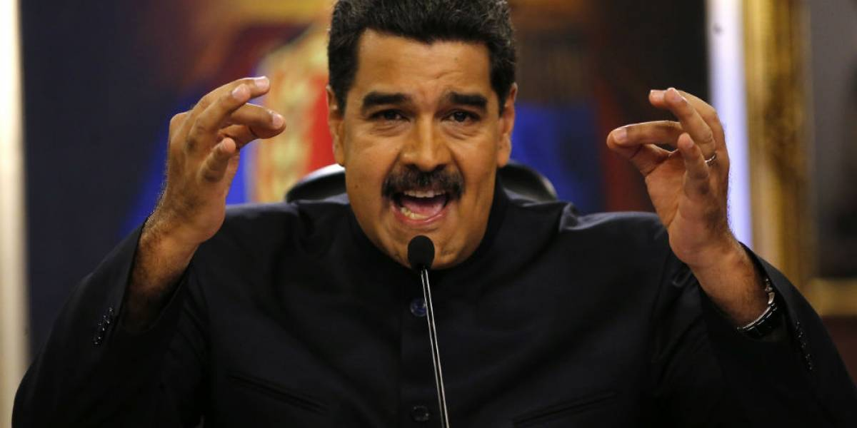Maduro anuncia aumento del 50% al salario mínimo en Venezuela
