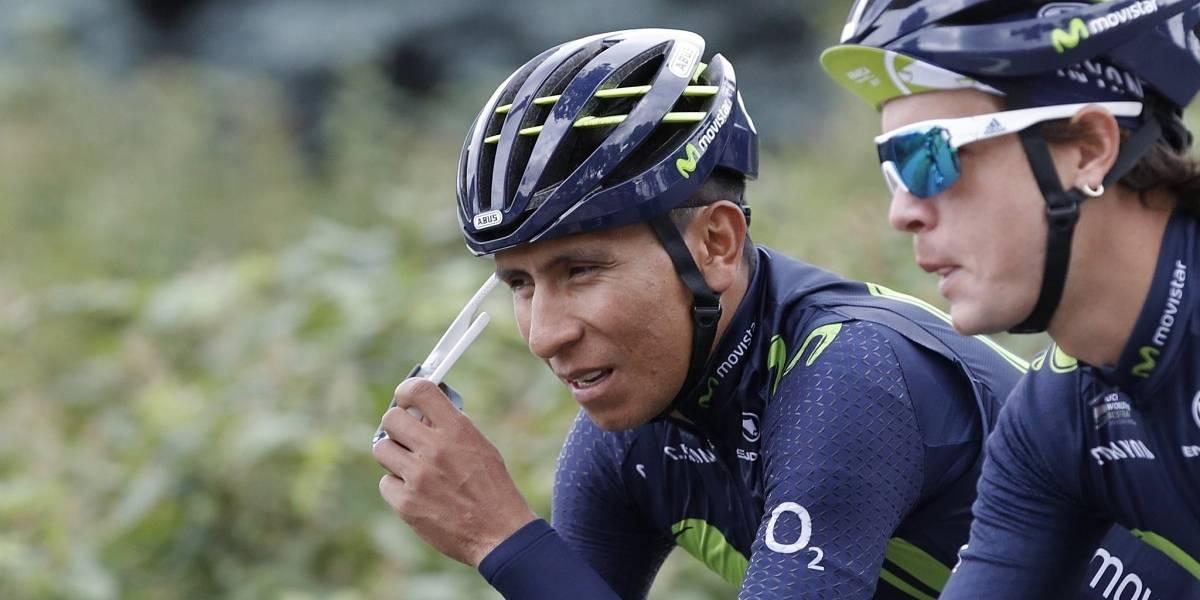 ¡Atención! Nairo Quintana saldría del Movistar para el 2019