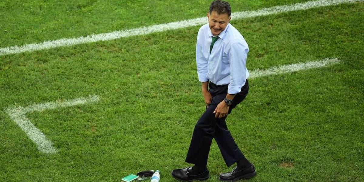 Auxiliar justifica comportamiento de Osorio