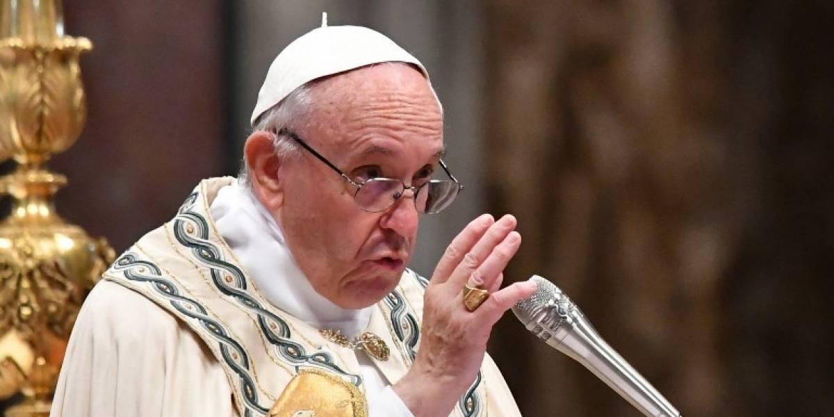 El Papa reclama el fin de la violencia en Venezuela