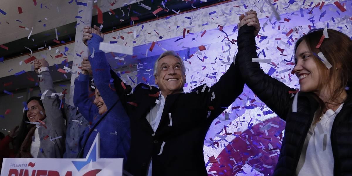 Piñera y la derecha surgen como los grandes ganadores en estas primarias
