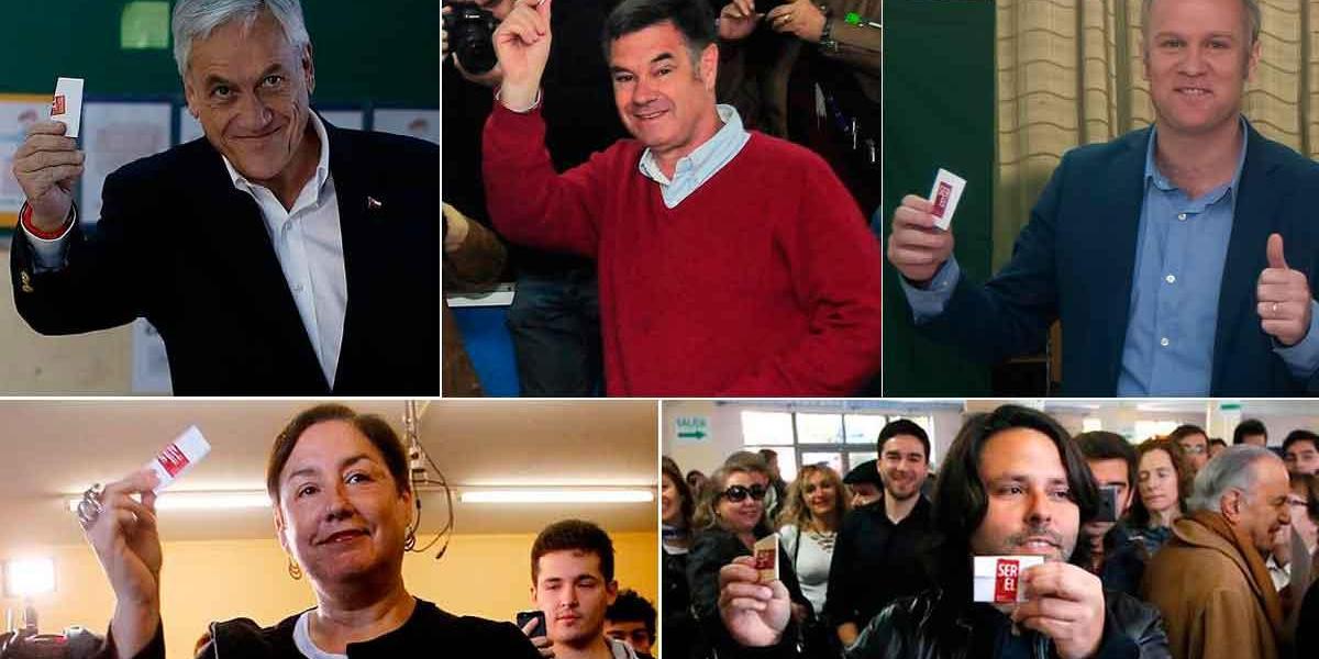 Minuto a minuto: Chile Vamos y el Frente Amplio definen en las primarias sus candidatos presidenciales
