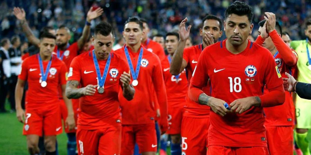 Chile sigue siendo top: la Roja se mantiene en zona de cabezas de serie para el Mundial