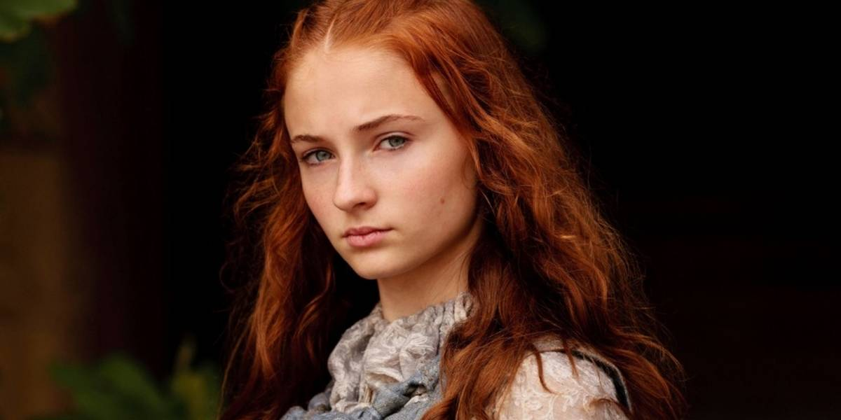 Sophie Turner aprendió sobre sexo en Game of Thrones