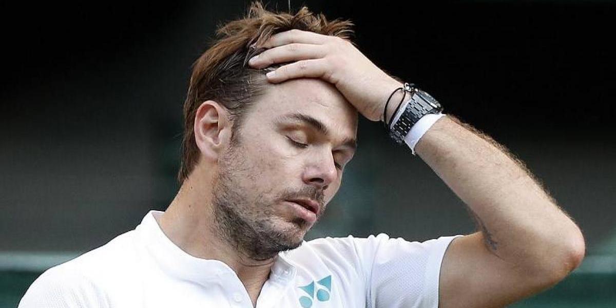 El ruso Medvedev causa la primera gran sorpresa en el torneo de Wimbledon contra Wawrinka