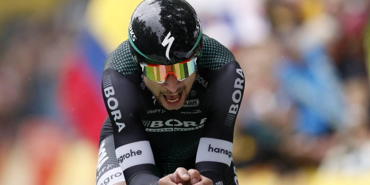 Así quedó la clasificación general del Tour de Francia tras la tercera etapa