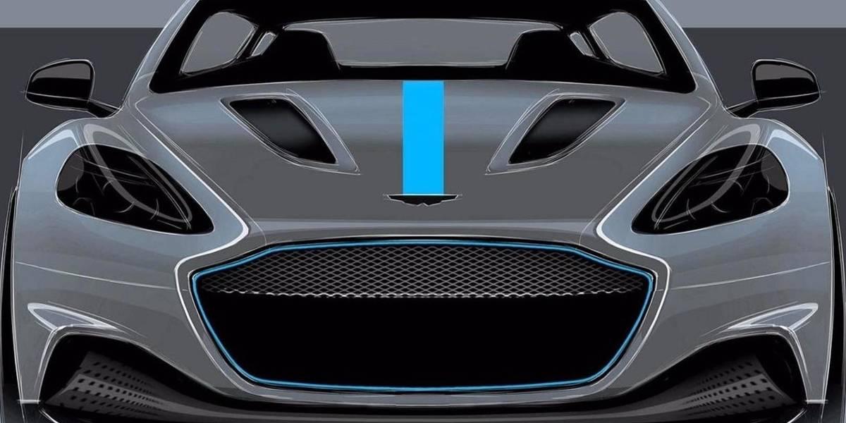 En dos años más llega el primer Aston Martin eléctrico