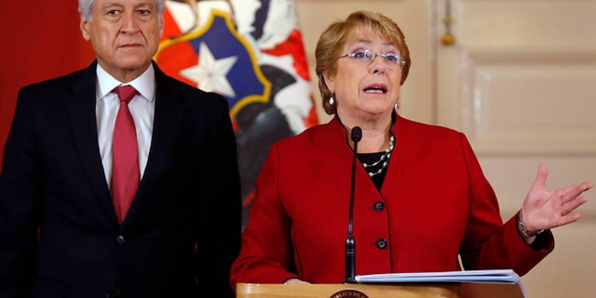 """Bachelet por demanda sobre río Silala: """"Bolivia no puede pretender apropiarse de aguas que son compartidas"""""""
