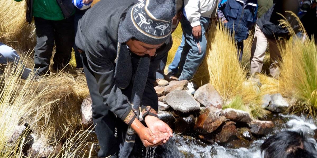 Evo Morales opta por contramemoria y anuncia que no demandará a Chile por el río Silala