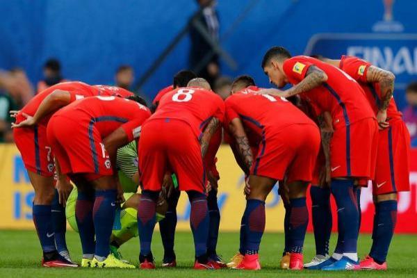 Chile se ganó el respeto / imagen: Agencia UNO