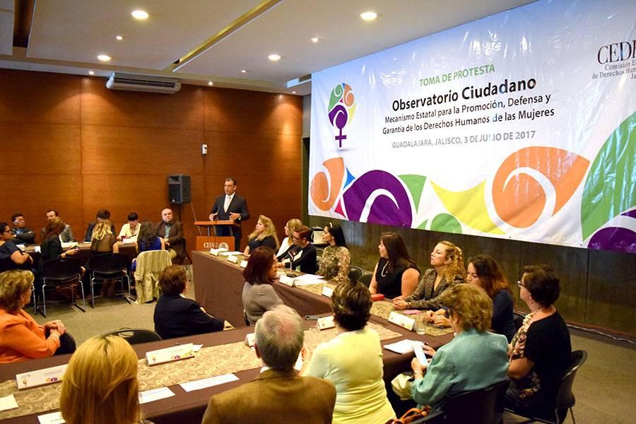 Autoridades de Jalisco fallan la estrategia para combatir violencia contra mujeres