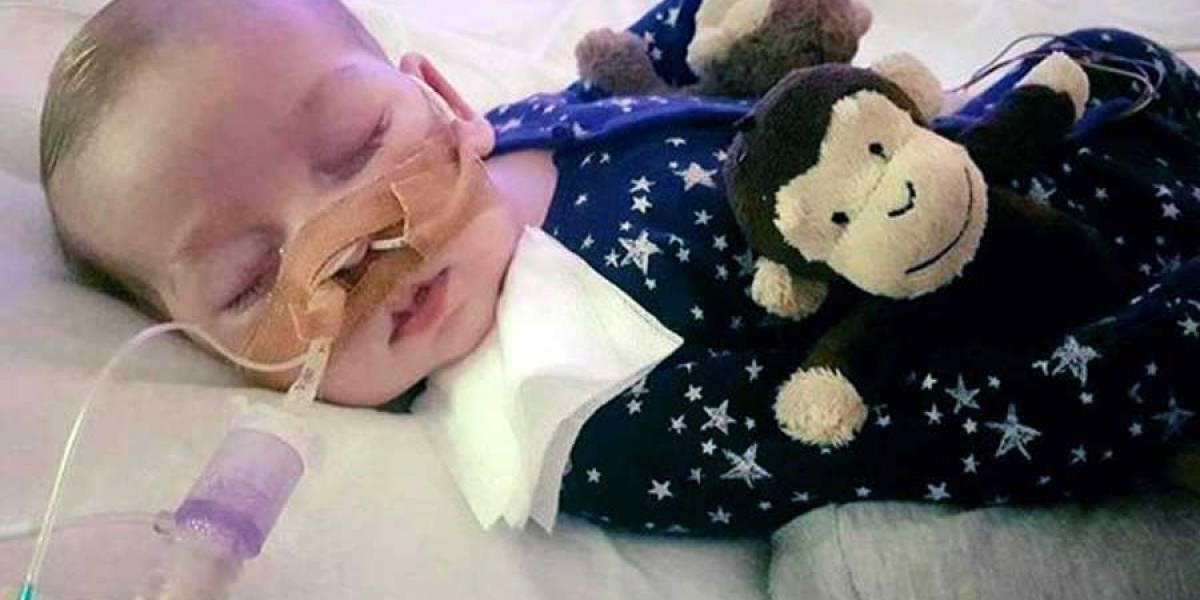 Trump ofrece ayuda a bebé que padece enfermedad terminal