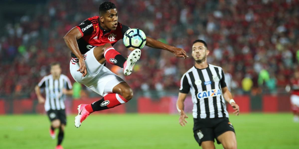 """Desde Flamengo le advierten a Palestino: """"Llegamos en un muy buen momento"""""""