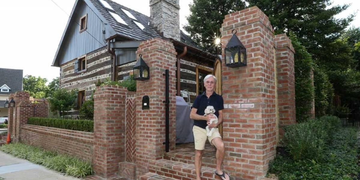 Descubren cabaña en Pensilvania con 300 años de antigüedad
