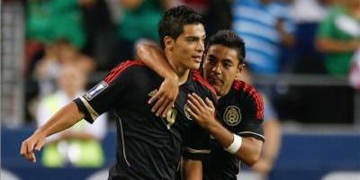 Fabián y Jiménez disputan el mejor gol de Copa Confederaciones