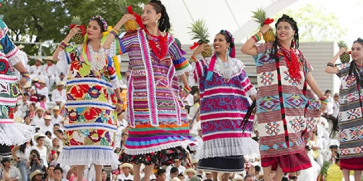 Inician en Oaxaca las Festividades de Julio, Mes de la Guelaguetza