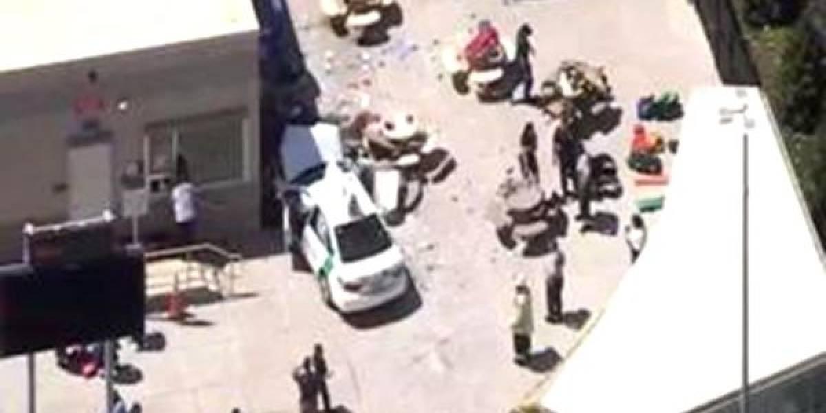 Boston: Policía reporta un atropello múltiple con varios heridos