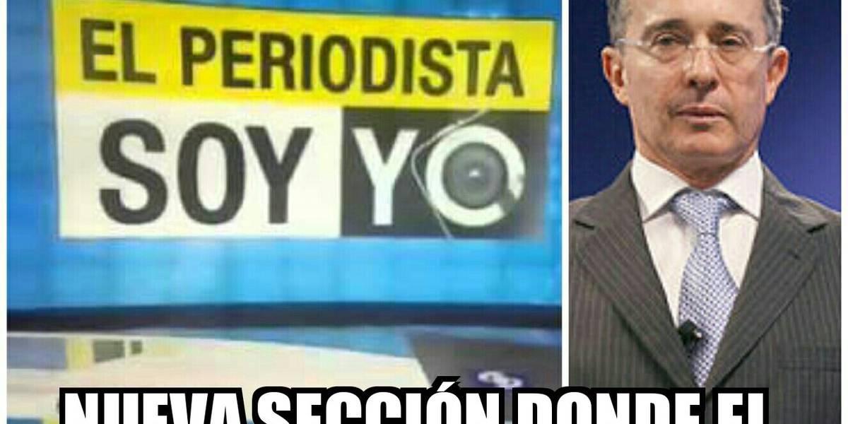 Los memes y respuestas más graciosas al trino de Uribe