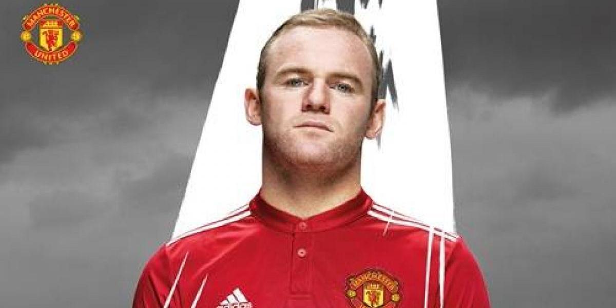 Manchester United revela su nuevo uniforme