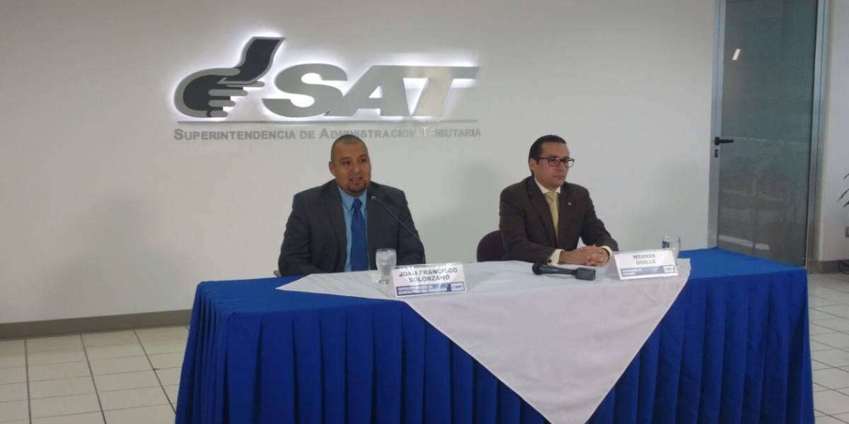 Jefe de la SAT denuncia falta de controles por empresa Fénix