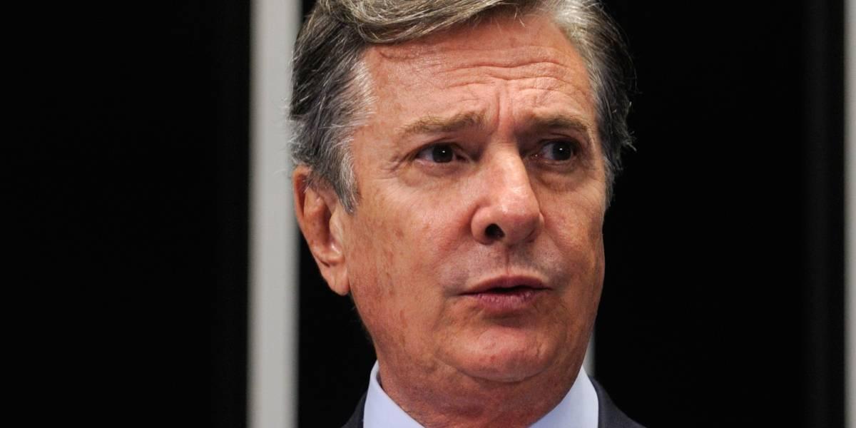 Collor é denunciado no STF por atuação em contratos fraudulentos