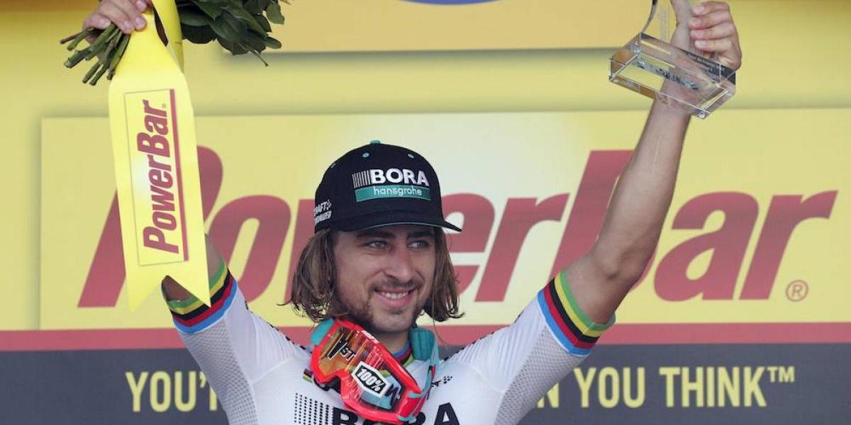 Peter Sagan se impone en la tercera etapa del Tour de Francia