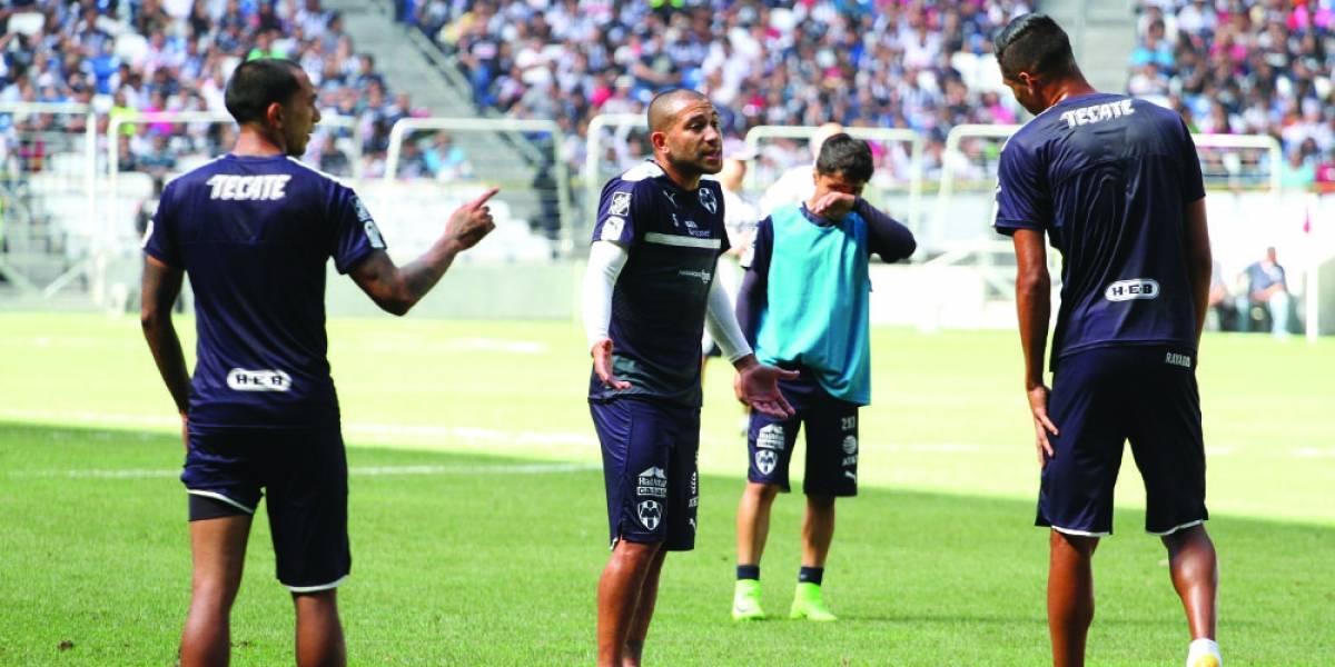 No quiero seguir en Monterrey por Mohamed: Walter Gargano