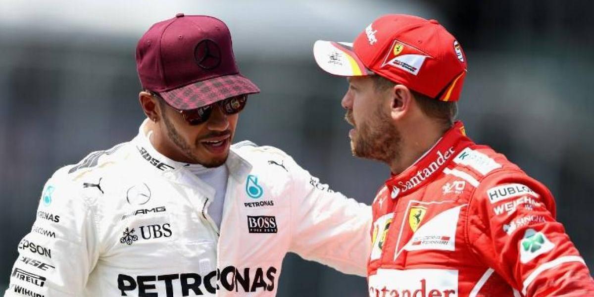 ¿Qué resolvió la FIA luego de que Sebastian Vettel chocó a Lewis Hamilton en el Gran Premio de Bakú?
