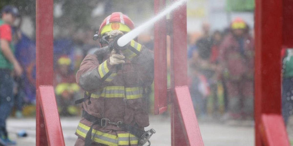 Desafío Héroes de Fuego escogió a representantes a competir en Costa Rica