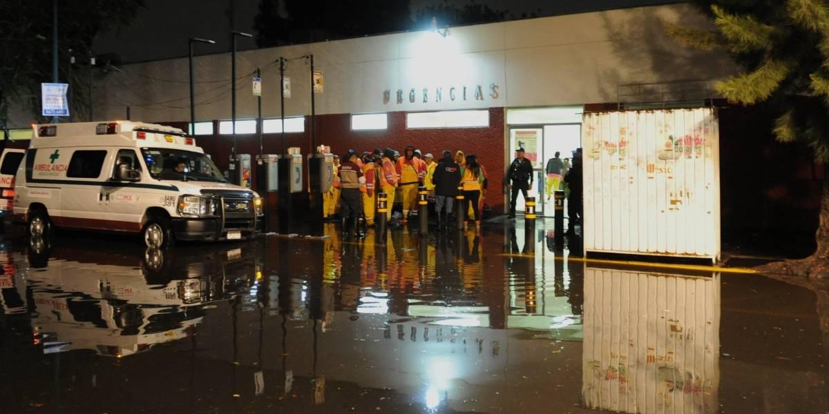 Reanudan operaciones en Hospital General de la Villa tras afectaciones por lluvia