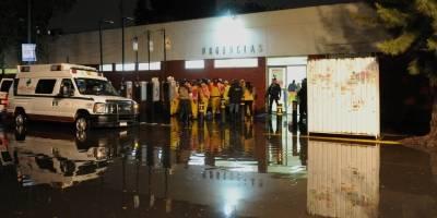 Reabren Hospital La Villa, tras emergencia por inundación