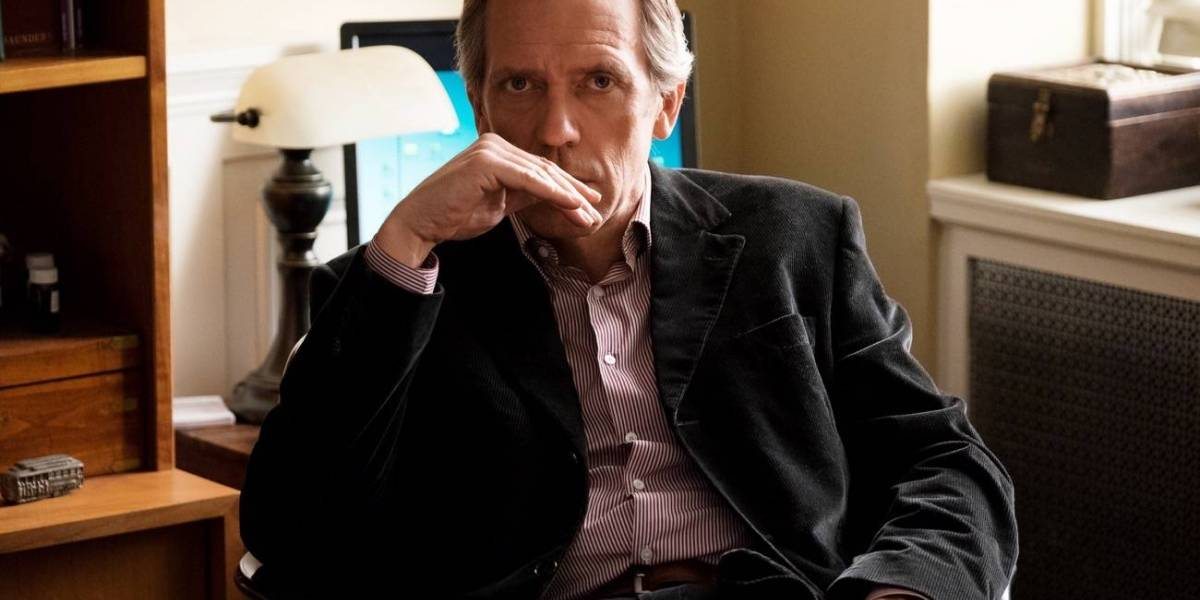 Hugh Laurie será un neuropsiquiatra en la serie 'Chance'