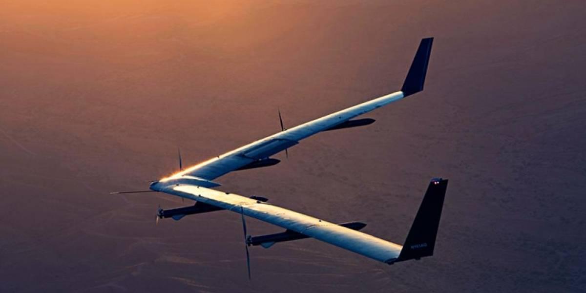 Aquila, el drone de Facebook que busca llevar internet a todo el mundo