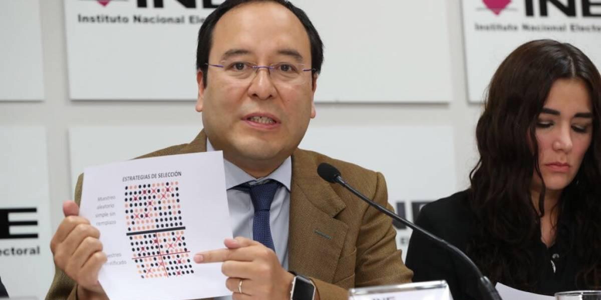 INE está en condiciones de rendir buenas cuentas en elecciones presidenciales: Murayama