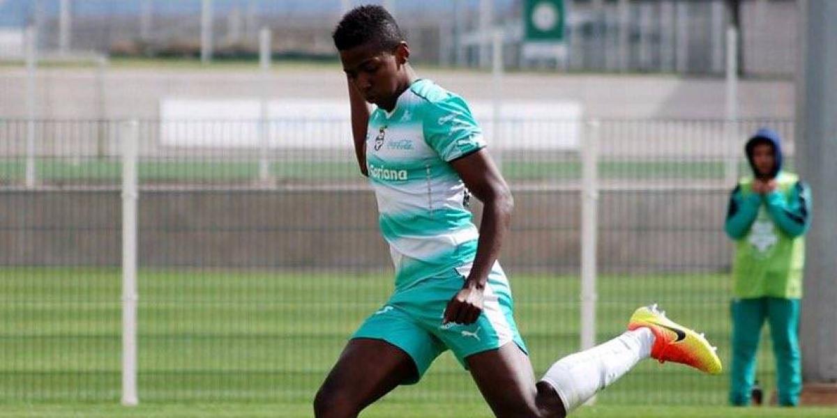 Juvenil de Santos, nuevo refuerzo del Porto de Portugal