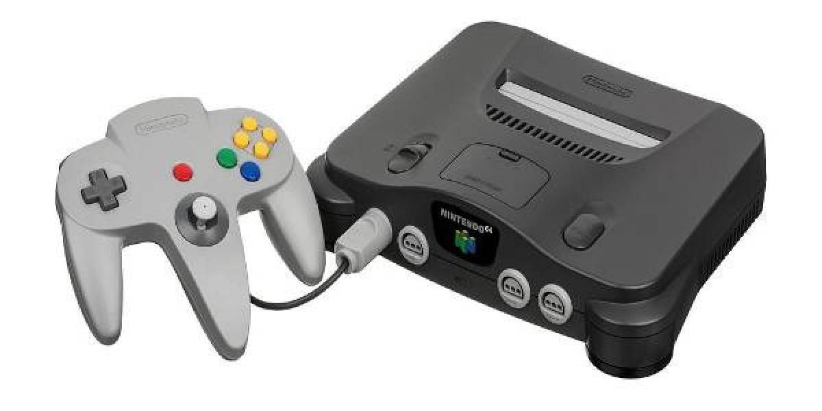 Nintendo podría estar preparando un Mini N64