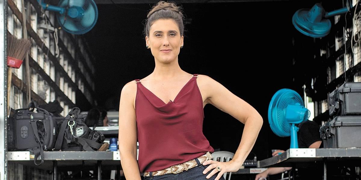 Em 'Masterchef', Paola Carosella arrasa com looks leves e femininos