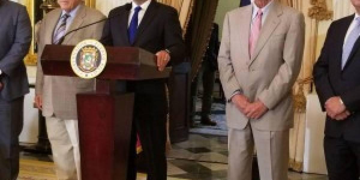 Gobernador convocará sesión extraordinaria
