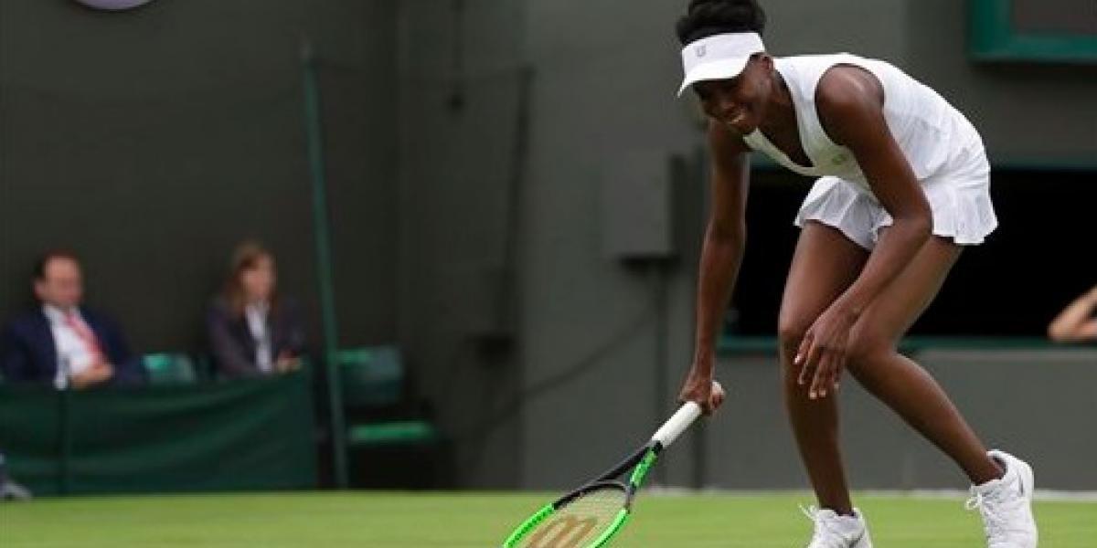 Venus Williams gana primer partido desde accidente y demanda