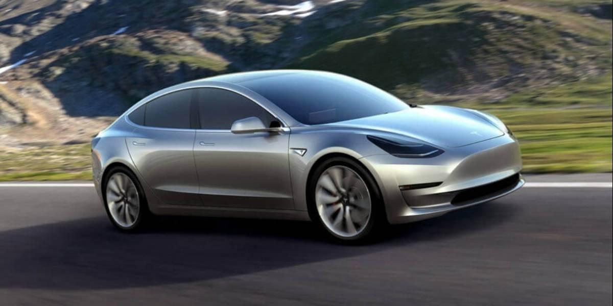 Tesla recebe aval regulatório para iniciar produção do sedã Model 3