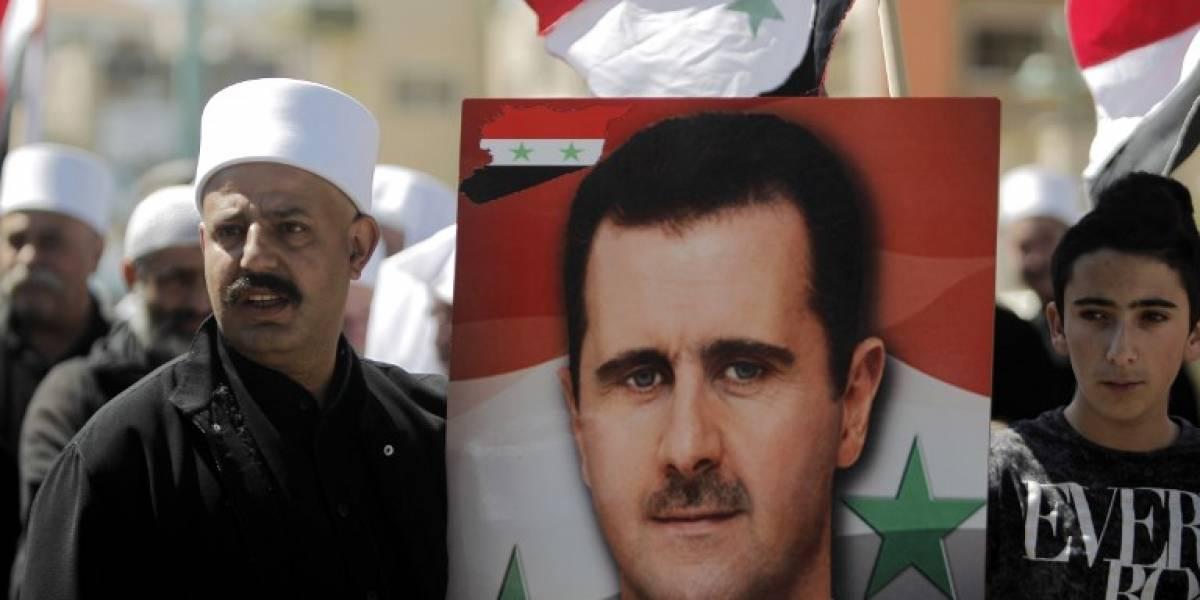 Siria pone en circulación un nuevo billete de banco con la efigie de Asad