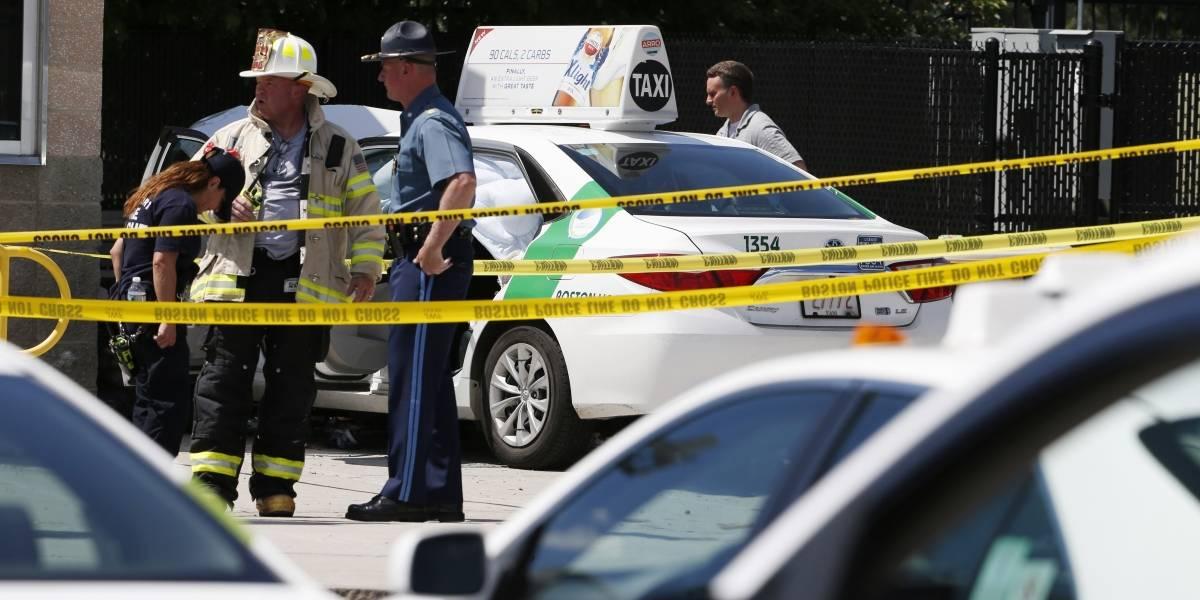 Choque cerca de aeropuerto en Boston deja varios heridos