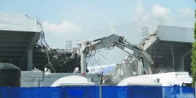 Adiós a un histórico — Estadio Tecnológico