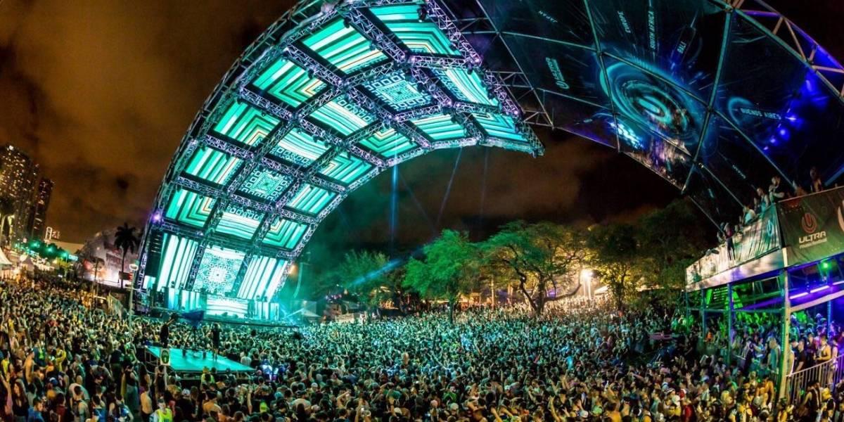 Anuncian el lineup oficial del festival Ultra México