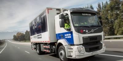 Volvo aumenta su cobertura nacional con camiones y buses