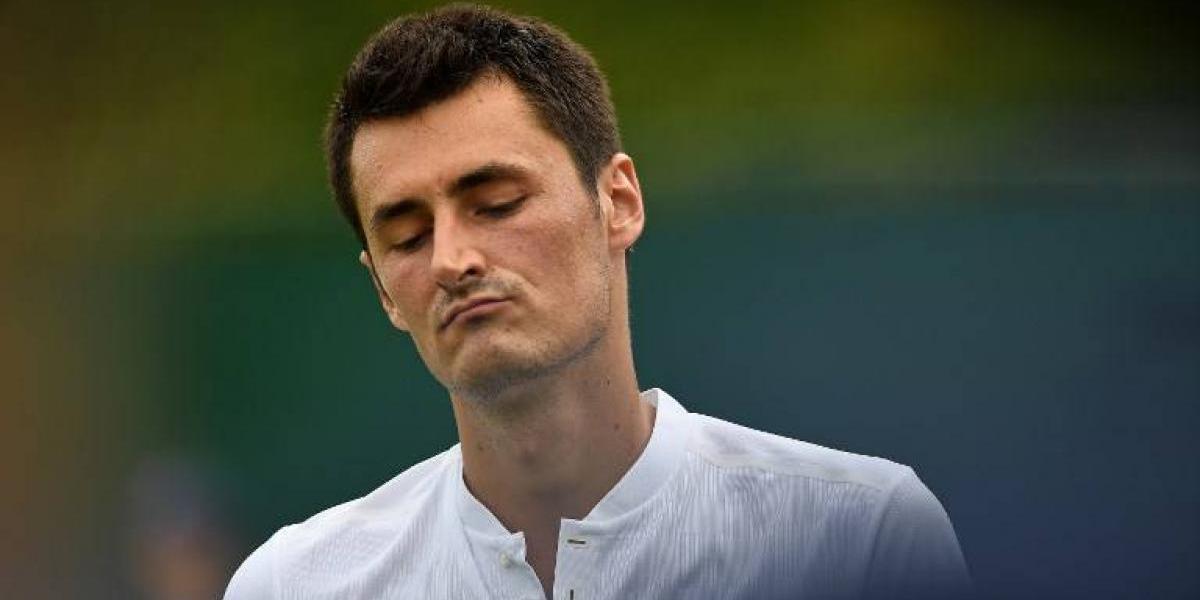 """Bernard Tomic, el australiano que """"no está ni ahí"""" con el tenis y sólo juega por su jubilación"""