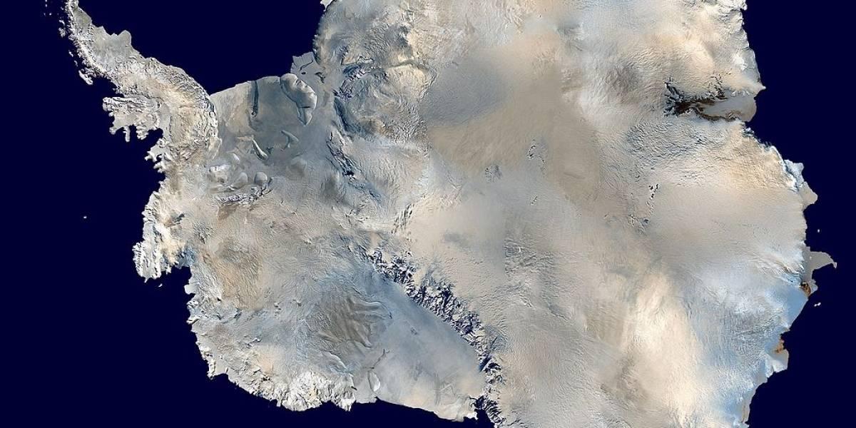 La Antártida una de las regiones más golpeadas por el cambio climático
