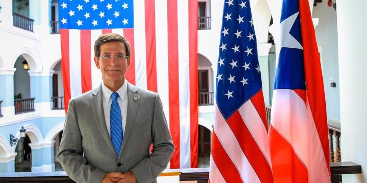 Secretario de Estado celebra la independencia de Estados Unidos y pide admisión para Puerto Rico