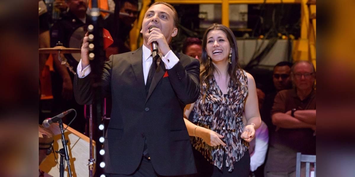 """""""Lloran las rosas"""": Cristian Castro se separará después de 28 días de casado"""